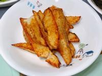 免炸烤焗薯角 薯仔
