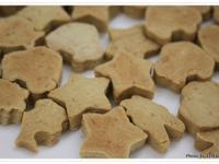 親子料理-簡易造型餅乾
