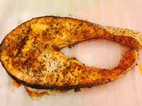 香烤孜然鮭魚🐟