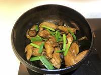 燒魯香菇翅小腿