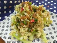 十分鐘上菜─涼拌沙茶白花椰菜