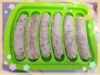 健康蔬菜粟米蝦豬肉腸