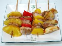 烤蔬果雞腿肉