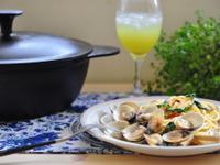 辣味蛤蜊義大利麵