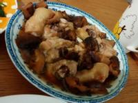 『珮琪隨興煮』香菇蒸雞