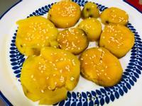 極度懶人至極:白芝麻蜂蜜地瓜片