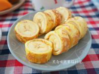 法式吐司香蕉捲(佐煉乳)