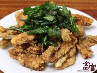 台式鹽酥白帶魚