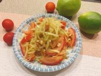 🌶泰式涼拌青木瓜絲🌿