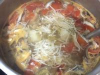 馬鈴薯蕃茄素齋湯