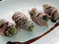 秋葵金菇豬肉捲~ 低卡清蒸減重輕食餐