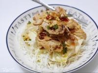 泰式豬肉涼拌豆腐沙拉