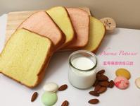 p105t麵包機食譜 - 馬卡龍牛奶麵包
