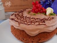 巧克力卡士達(爆漿蛋糕核心👍)