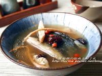 一步驟完成滋補養生聖品~藥燉鰻魚湯
