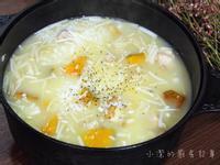 雞肉蛤蜊南瓜粥