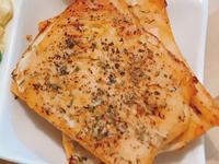 烤鮭魚(使用烤箱)