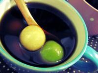 豆腐小湯圓