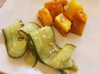【日式副菜】和風醬漬小黃瓜(露營OK)