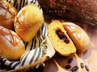 黑糖葡萄乾麵包