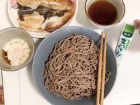 蕎麥涼麵沾麵(つけ蕎麦)