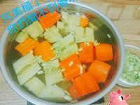 雞湯煲大黃瓜(電鍋料理)