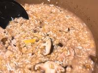 香菇吻仔魚五穀粥(萬用鍋)