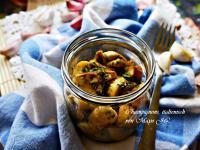 義大利 巴薩米克醋燒蘑菇