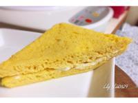 【低醣生酮】90秒速成麵包(蛋糕)