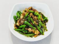 豆豉炒糯米椒