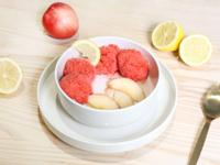 初夏消暑熱帶野莓雪酪
