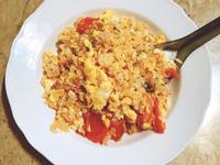 番茄蛋炒飯🍅