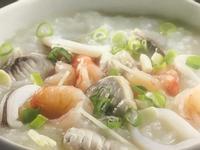 港式海鮮粥