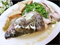 老壇酸菜魚 (用偷吃步做的料理)
