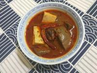 麻辣鍋底(鴨血&豆腐)