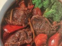 番茄燉牛腱
