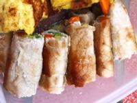 蔬菜肉捲(野餐料理)