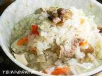 ㄚ曼達的廚房~香菇肉粥