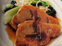 嫩煎蠔油里肌 #中式#豬肉