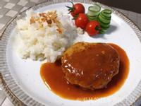 【日本家庭料理】日式漢堡