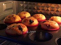 【低醣生酮】藍莓馬芬蛋糕