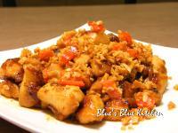 椒麻蒜酥雞粒