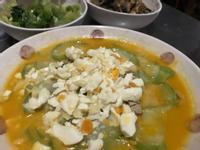 鹹蛋燴絲瓜
