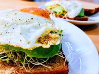 減肥早餐 |全麥雞蛋酪梨吐司