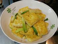蔥香雞蛋豆腐