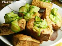 ㄚ曼達的廚房~炸臭豆腐