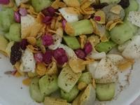 低卡蔬食玉米脆片