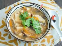 【健康瘦身】蔬菜酸辣湯