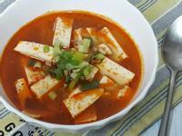 泰式酸辣豆腐湯~開胃下飯菜