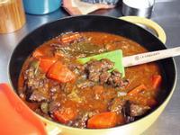紅酒燉牛肉-鑄鐵鍋簡易版